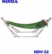 Võng xếp inox NiNDA NDV-32