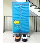 Tủ sấy quấn áo công nghệ Hàn Quốc