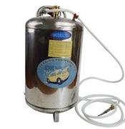 Bình bọt Kocu inox bình thấp (70 lít)