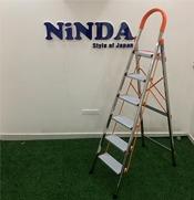 Thang nhôm NiNDA bản to 6 bậc