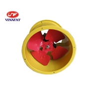 Quạt thông gió siêu công nghiệp hình tròn KM35-2S