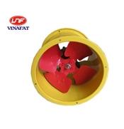 Quạt thông gió siêu công nghiệp hình tròn KM60-2S