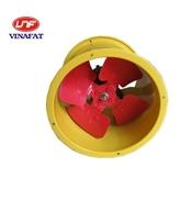 Quạt thông gió siêu công nghiệp hình tròn KM70-2S