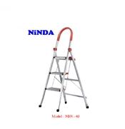 Thang nhôm NinDa bản to 3 bậc