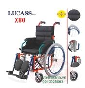 Xe lăn trẻ em Lucass X80
